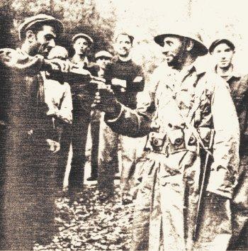 Libération de la Corse : La Bataille des Cols . War2-1